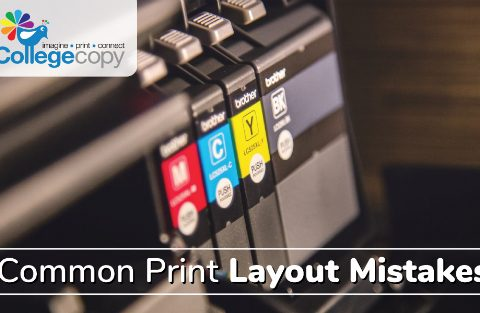 Print Layout Mistakes