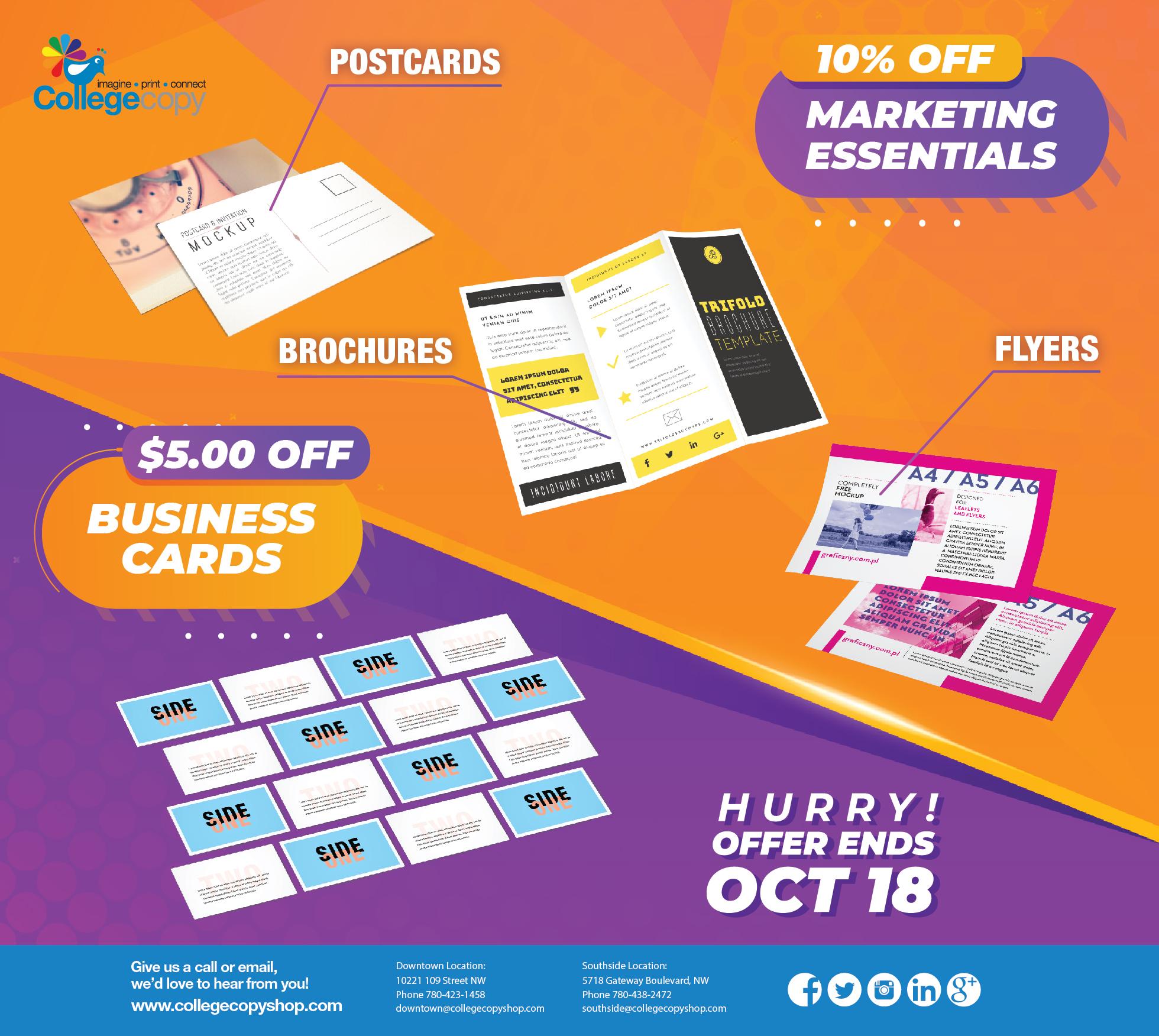 Oct 2019 Promotion mailchimp-01